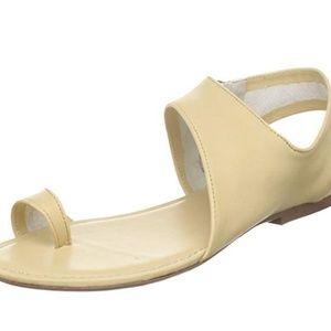 MaxStudio Tropic Sandal, Camel, 10